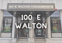 100 E Walton condos for sale