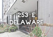 253 E Deleware PL condos for sale