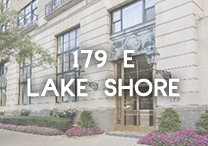 179 E Lake Shore condos for sale