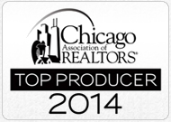 Chicago Association of Realtors Top Producers 2014
