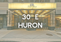 30 E Huron condos for sale